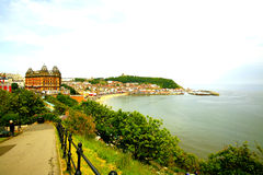 South Bay, Scarborough, Yorkshire, UK. Royalty Free Stock Image