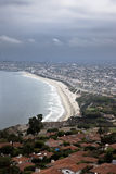 South Bay Scenic Landscape Royalty Free Stock Images