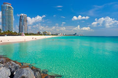 South Beach Royalty Free Stock Images
