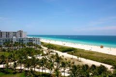 South Beach Royalty Free Stock Photo