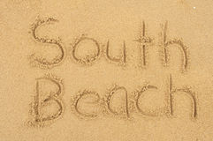 Free South Beach Stock Photography - 53524282