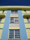 South Beach Art Deco Detail Stock Image