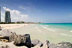 South Beach, Florida Stock Image