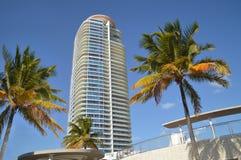 South Beach Hi-Rise Royalty Free Stock Photo
