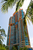 South Beach High Rise Stock Photo