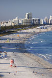 South Beach, Miami Royalty Free Stock Images