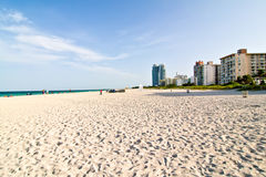 South Beach, Miami Stock Photography