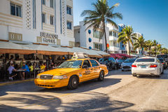 South Beach Miami Royalty Free Stock Images