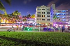 South Beach Miami, Florida Royalty Free Stock Photos