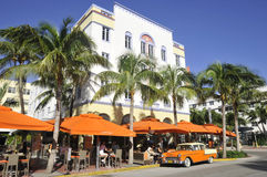 SOUTH BEACH Stock Images