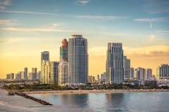 South Beach, Miami, Florida, USA stock photos