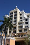 South Beach Miami Hotel Royalty Free Stock Images