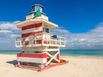 South Beach,Miami Stock Image