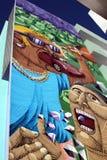 South Beach Mirral Royalty Free Stock Photo