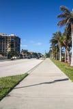 South Beach Park Fort Pierce Florida Stock Images