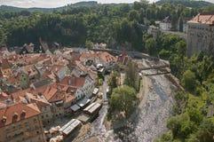 South Bohemia Royalty Free Stock Image