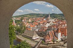 South Bohemia Royalty Free Stock Images