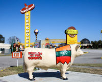 South of the Border, South Carolina. Royalty Free Stock Photo
