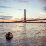 South bridge in Kiev Stock Image