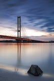 South bridge in Kiev Royalty Free Stock Image