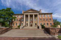 South Building at UNC-Chapel Hill Stock Photography
