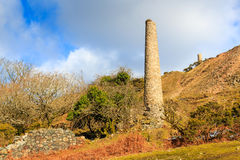South Caradon Mine Cornwall Royalty Free Stock Image