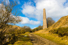 South Caradon Mine Cornwall Royalty Free Stock Photos