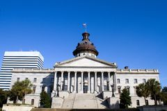 South Carolina Capital Royalty Free Stock Image