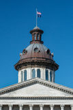 South Carolina Capitol dome stock photography