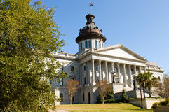 South Carolina State Capitol Stock Photo