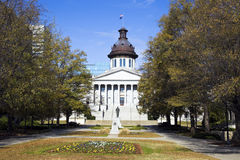 South Carolina - State Capitol Stock Photography