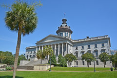 South Carolina State House Royalty Free Stock Photos