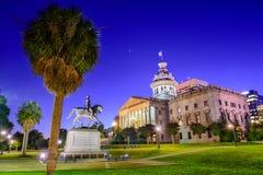 South Carolina State House Stock Photography