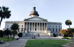 The South Carolina Statehouse stock photography