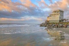 South Carolina vivo litoral imagens de stock royalty free