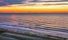 South- Carolinasonnenaufgang Lizenzfreies Stockfoto