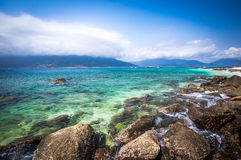 South China sea Royalty Free Stock Photo