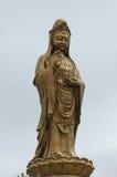 The South China Sea a Buddism goddess Guanyin Royalty Free Stock Image