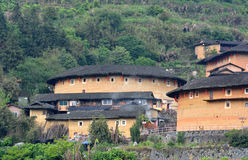 South Chinese traditional residence, Earth Castle Stock Photography