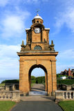South Cliff Clock tower Stock Photos