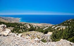 South coast of Crete Royalty Free Stock Photos