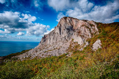 South coast of Crimea Stock Images