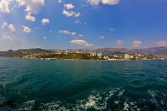 South Coast of Crimea Royalty Free Stock Photos