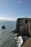 South coast of Iceland. Royalty Free Stock Photos
