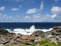 The south coast of Kangaroo island in Australia Royalty Free Stock Photos