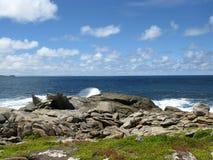 The south coast of Kangaroo island in Australia Stock Photography