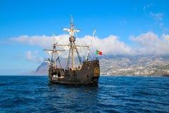 South coast of Madeira