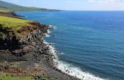 South coast of Maui Stock Images