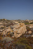 South Corsica Landscape Royalty Free Stock Image