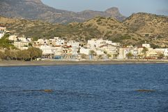 The South of Crete Stock Image